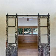 Hall by Furman + Keil Architects