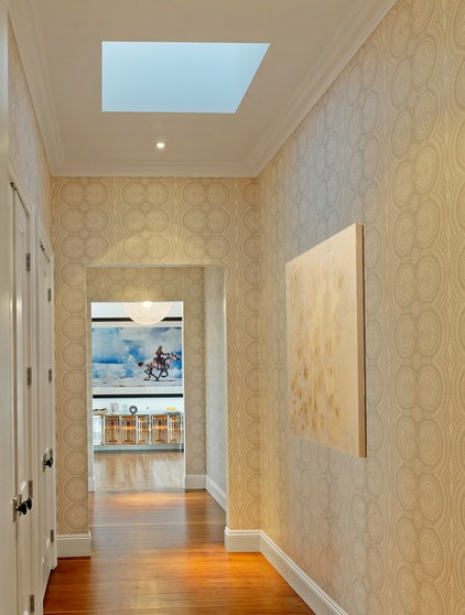 Farmhouse Hall by Bevan Associates