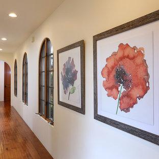 Tuscan hallway photo in Orange County