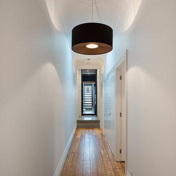 Rebecca Pountney Design - Richmond entrance