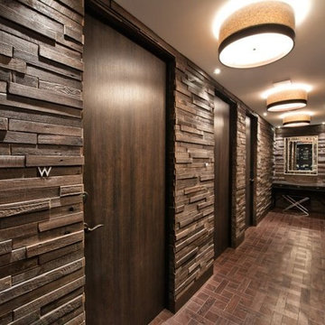 Reclaimed Barn Tiles and Wall Planks