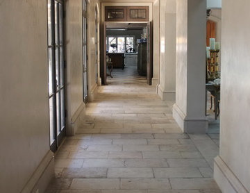 Reclaimed French Limestone Barr Gris