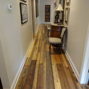 Reclaimed Heart Pine- Old Dirty Goat