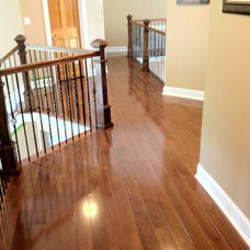 Traditional Hall by Hardwoods4Less, LLC