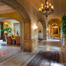 Mediterranean Hall by Reed Kaestner Photography