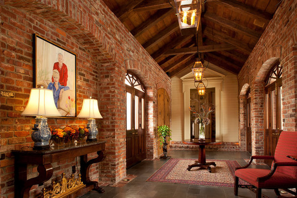Traditional Hall by Creole Design