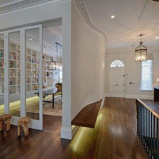 Стильный дизайн: коридор в современном стиле - последний тренд