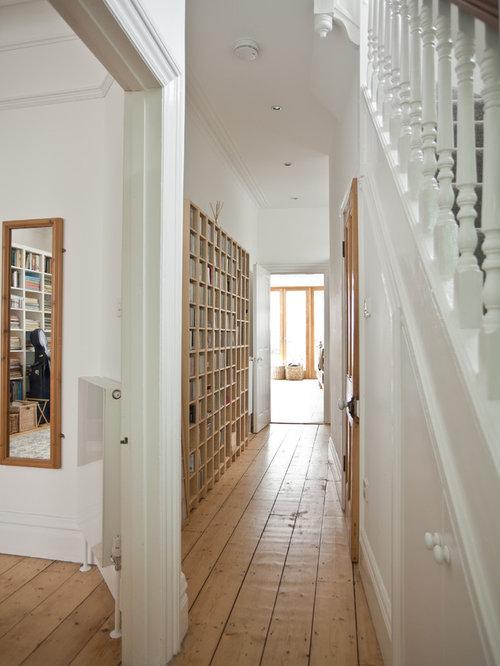 Narrow Foyer House : Narrow hallway houzz