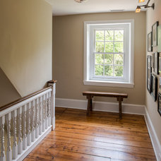 Traditional Staircase by Period Architecture Ltd.