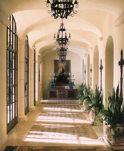 Mediterranean Hall by Island Architects