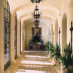 mediterranean hall by Tony Crisafi / Drex Patterson