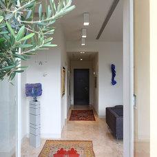 Modern Hall by Amitzi Architects