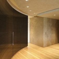 Modern Hall by TEK Architects, PC