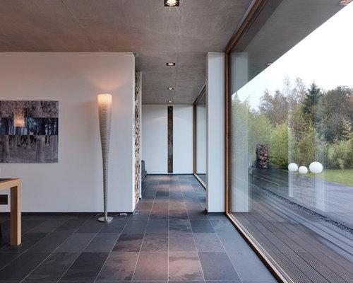 Modern Hallway Design Ideas Pictures Remodel Decor