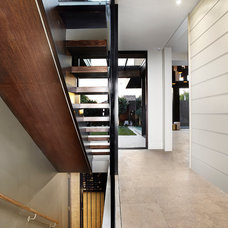 Contemporary Hall by Bagnato Architects