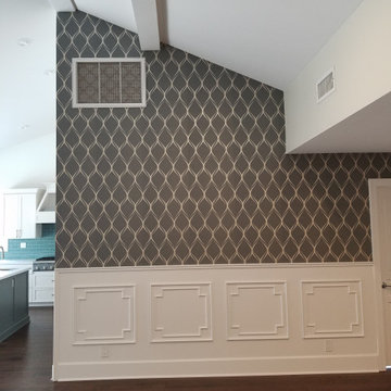Residential Staircase, Entry & Hallway Wallcovering