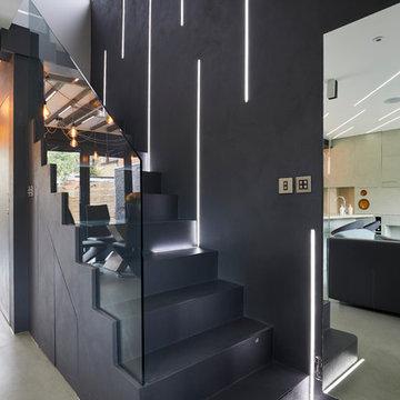 Resin Staircase