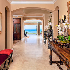 mediterranean hall by D for Design