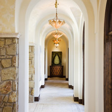 Mediterranean Hall by Cornerstone Architects