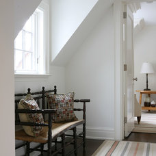 Traditional Hall by foley&cox