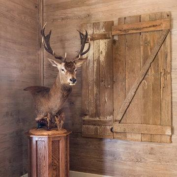 Rustic Hunters Retreat