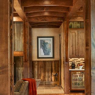 Rustic Modern Gunn Creek Home