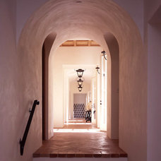 Mediterranean Hall by RYAN ASSOCIATES GENERAL CONTRACTORS