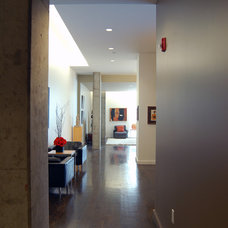 Modern Hall by Clockwork