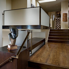 Contemporary Hall by Roberts Wygal