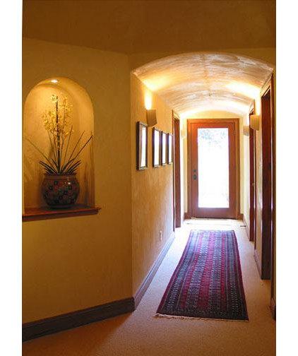 Mediterranean Hall by David Ludwig - Architect