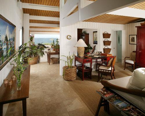 Best Tropical Hallway Design Ideas Amp Remodel Pictures Houzz
