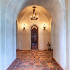 Mediterranean Hall by Joseph Volpe, Designer
