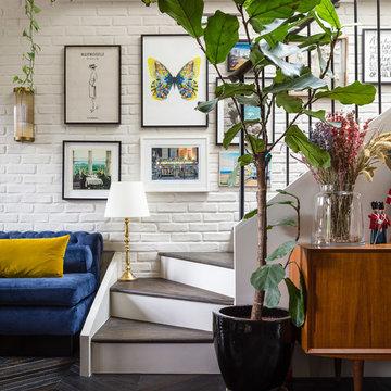 Scandinavian Inspired Penthouse