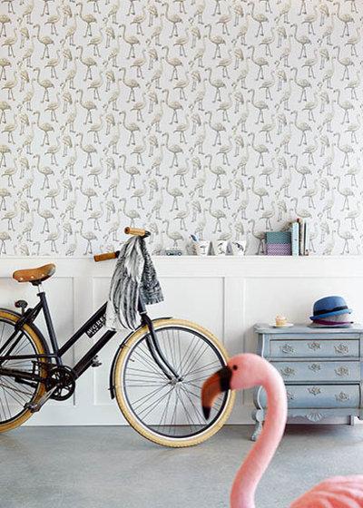 Contemporáneo Recibidor y pasillo by Brewster Home Fashions