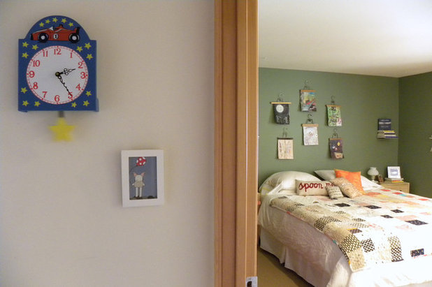 Eclectic Hall by Sarah Greenman