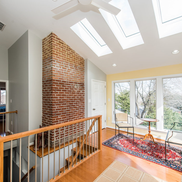 Second Story Addition in McLean, VA