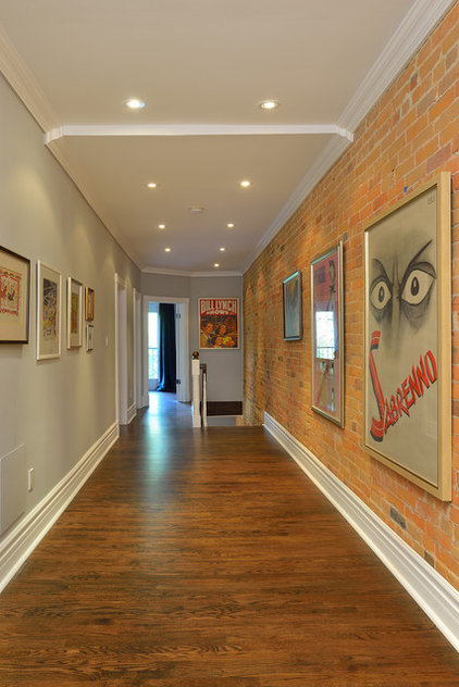 Contemporary Hall by Arnal Photography