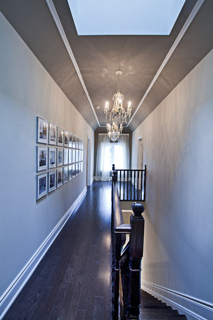 Contemporary Hall by HUSH