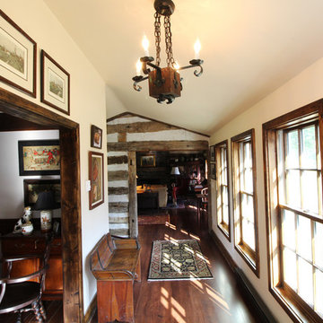 Sewickley Log Cabin
