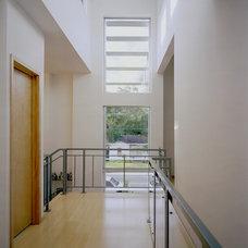 Modern Hall by Studio Momentum Architects, PC