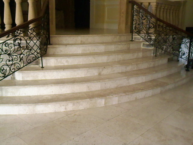 Hall by Siena Marble & Tile