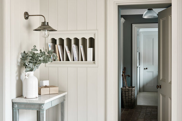 Country Hallway & Landing by Sims Hilditch