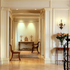 Beautiful Hallway And Staircase 1 Of 3 Traditional