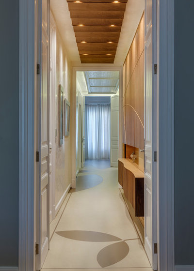 Modern Corridor by NEOLITH by TheSize