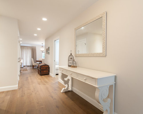 shabby chic style vancouver hallway design ideas pictures remodel decor. Black Bedroom Furniture Sets. Home Design Ideas