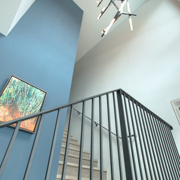 South Tampa Home - Stairwell