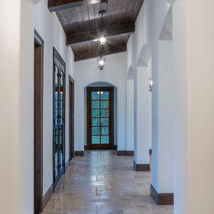 Spanish Revival Custom Home