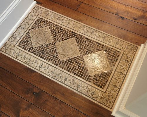 Tile Inlay Ideas Pictures Remodel And Decor