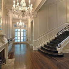 Hall stair cases