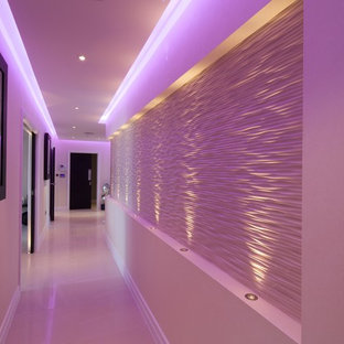 Staircase and Hallway Lighting Design